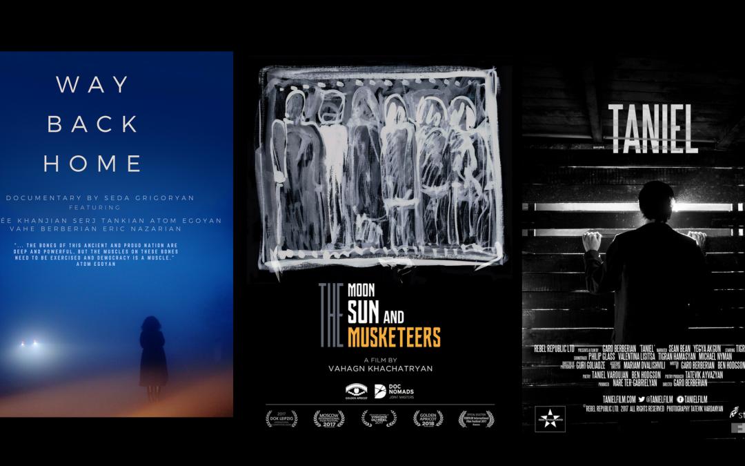 Screening at the Cinematographers Union