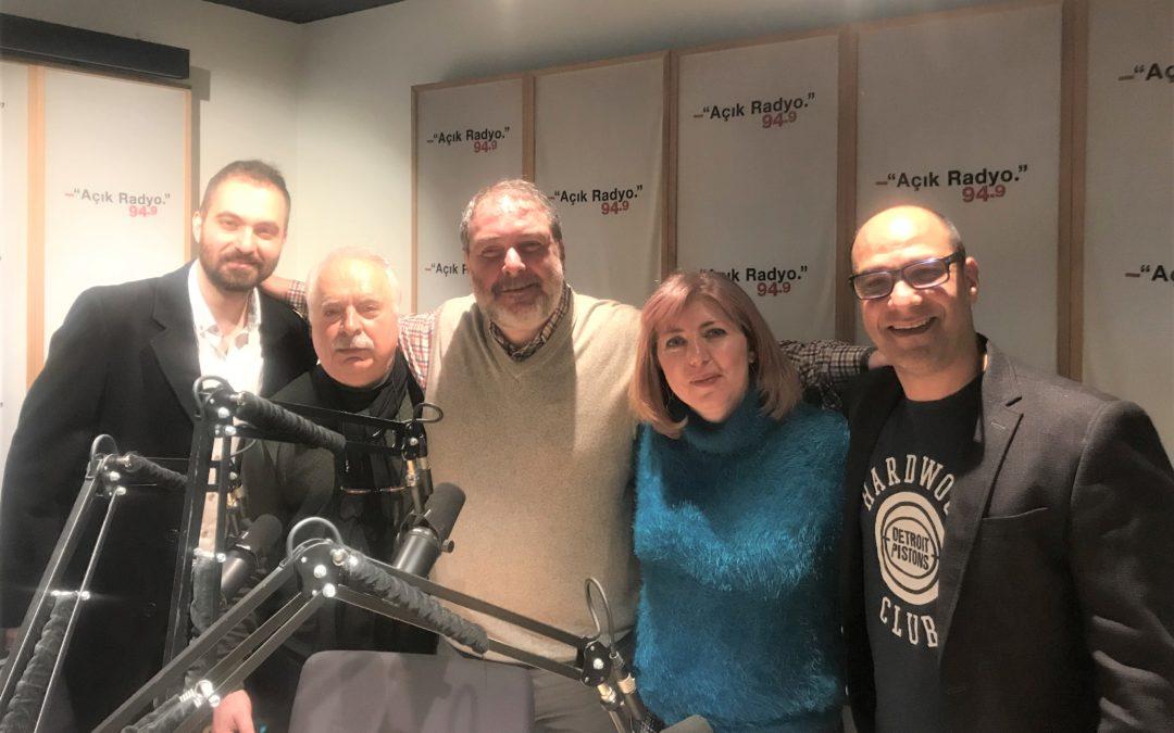 Açık Radyo podcast