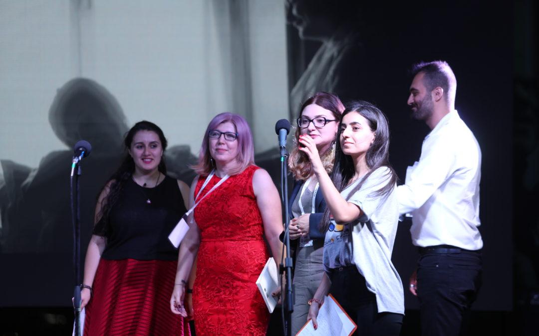 Award at Fresco Festival