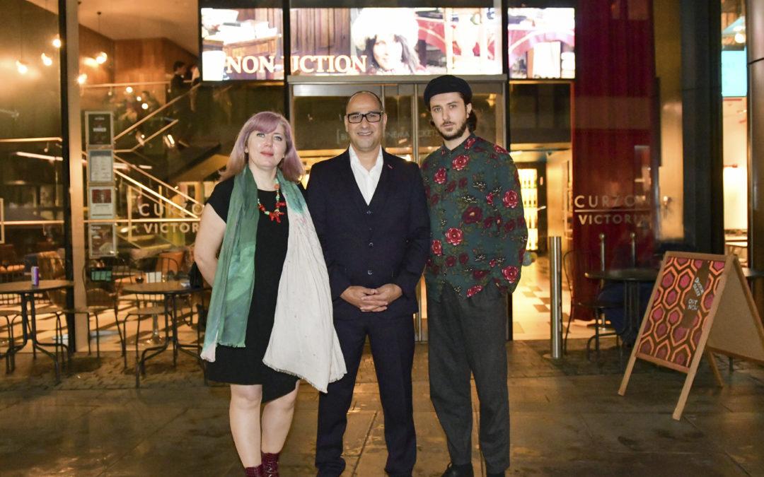 6 Armenian Films in London
